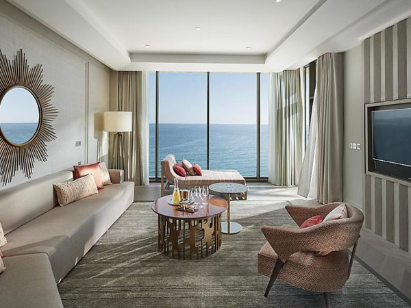 Mandarin Oriental Jumeira Dubai Two Bedroom Suite with Rooftop