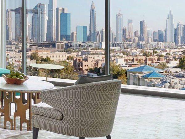Mandarin Oriental Jumeira Dubai View