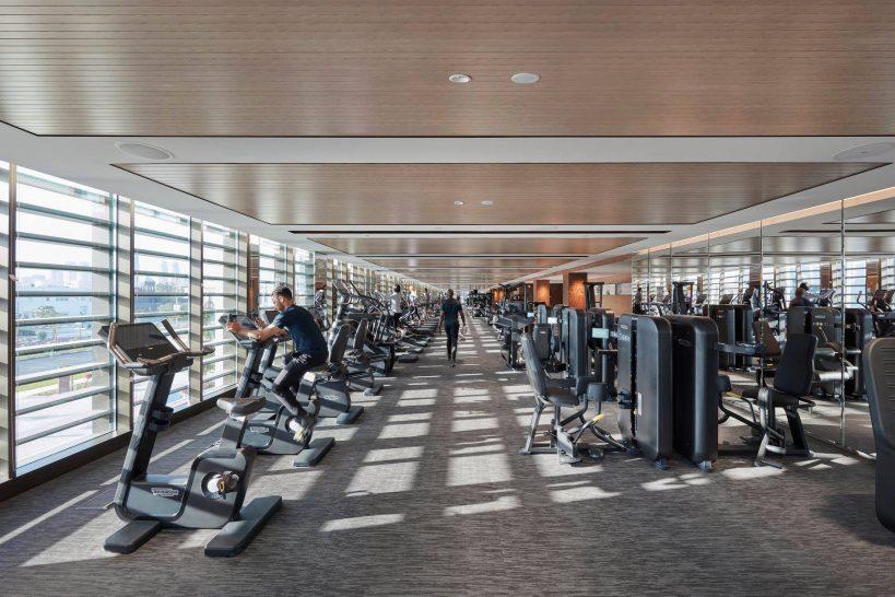 Mandarin Oriental Jumeira Dubai gym