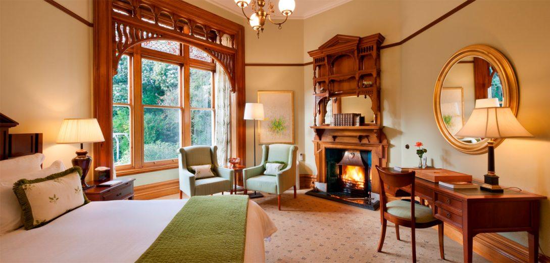 Otahuna Lodge Botanical Suite