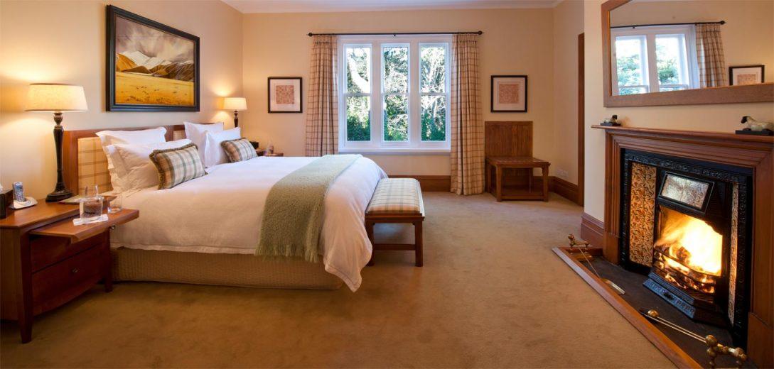 Otahuna Lodge Butler Suite