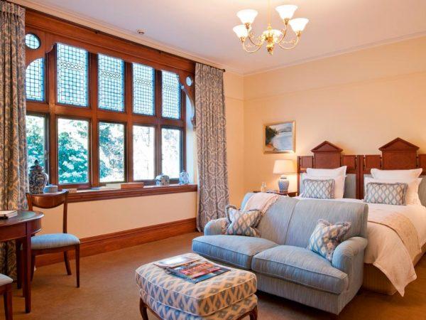 Otahuna Lodge Clark Suite