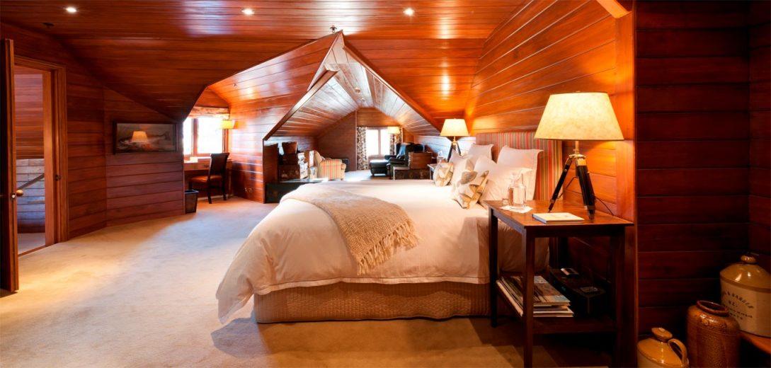 Otahuna Lodge Garret Suite