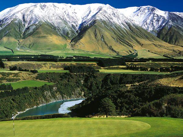 Otahuna Lodge Golf