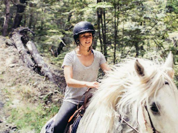 Otahuna Lodge Horseback Riding
