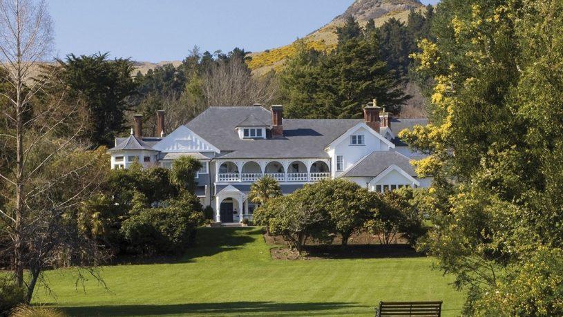Otahuna Lodge New Zealand