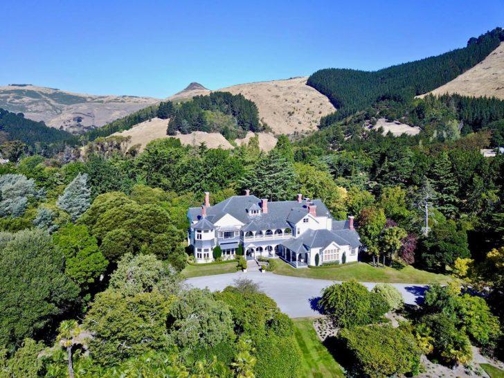 Otahuna Lodge New Zealand Overview