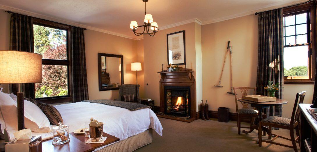 Otahuna Lodge Polo Suite