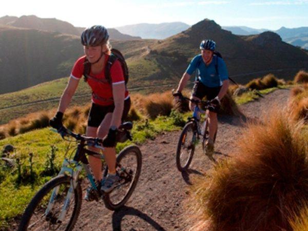 Otahuna Lodge Port Hills Cycling