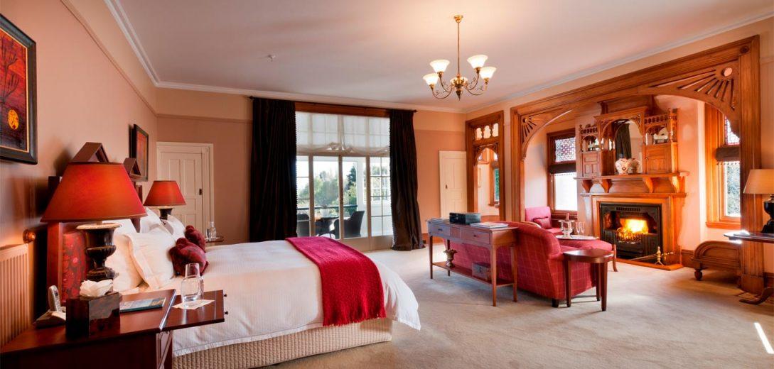 Otahuna Lodge Rhodes Suite