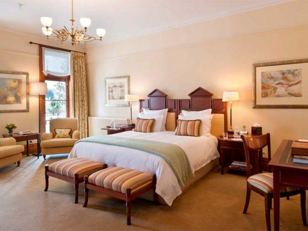Otahuna Lodge Verandah Suite