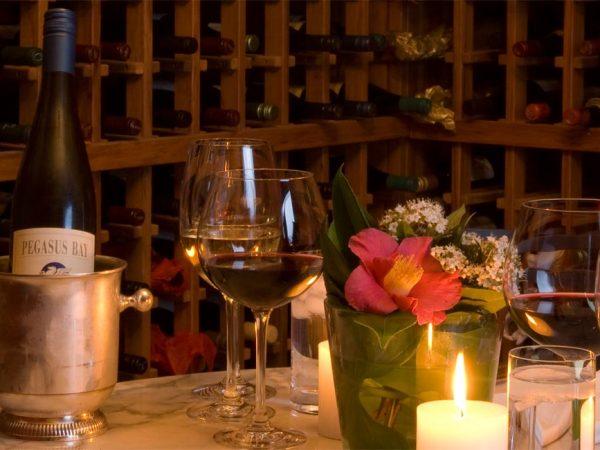 Otahuna Lodge Wine