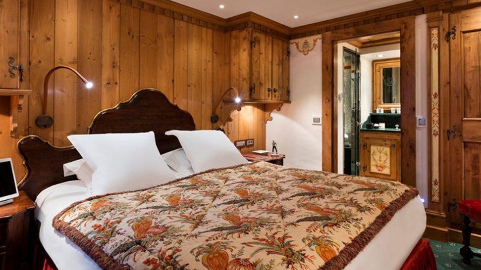 Palace Les Airelles Classic Room