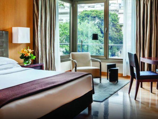 Palacio Duhau Park Hyatt Buenos Aires 1 King Bed Garden View Deluxe