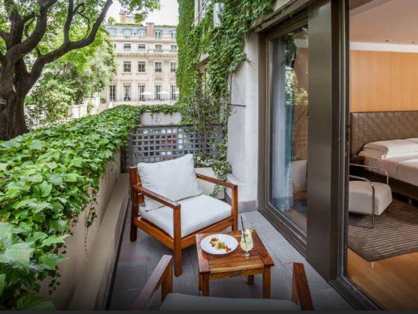 Palacio Duhau Park Hyatt Buenos Aires 1 King Bed with Balcony Deluxe