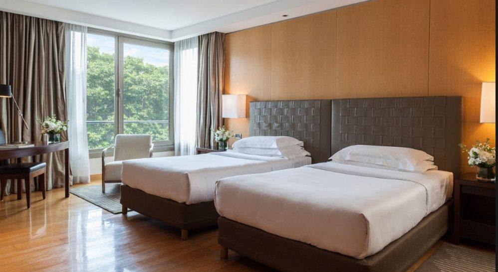 Palacio Duhau Park Hyatt Buenos Aires 2 Twin Beds Deluxe