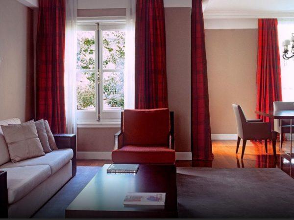 Palacio Duhau Park Hyatt Buenos Aires Boudoir Suite