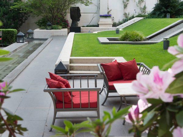 Palacio Duhau Park Hyatt Buenos Aires Garden