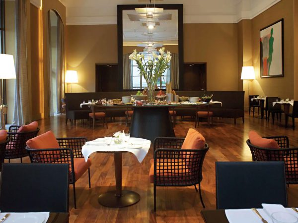 Palacio Duhau Park Hyatt Buenos Aires Gioia Restaurante And Terraces