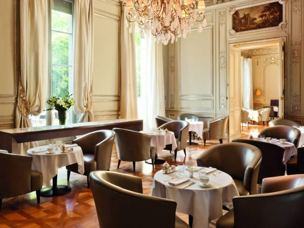 Palacio Duhau Park Hyatt Buenos Aires Los Salones del Piano Nobile