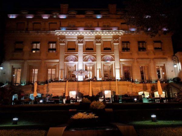 Palacio Duhau Park Hyatt Buenos Aires Night View