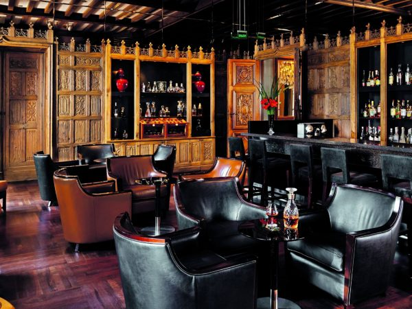 Palacio Duhau Park Hyatt Buenos Aires Oak Bar