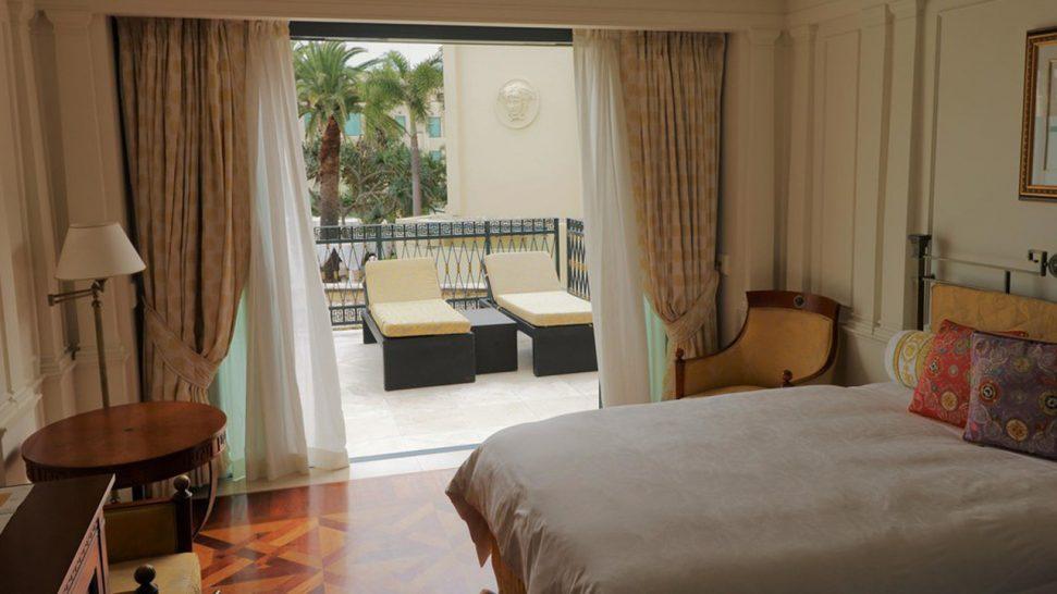 Palazzo Versace Gold Coast Balcony Room