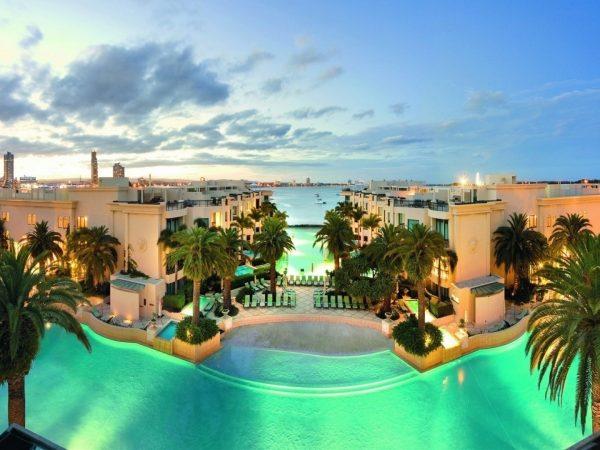 Palazzo Versace Gold Coast Exterior View