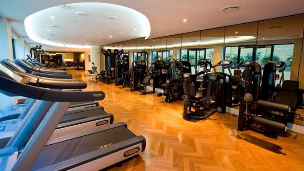 Palazzo Versace Gold Coast Gym