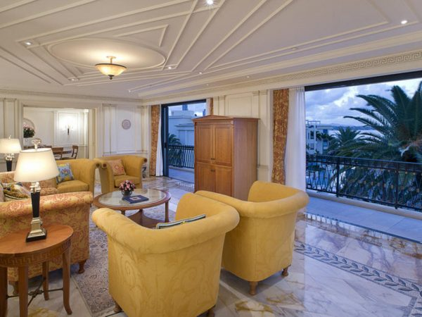 Palazzo Versace Gold Coast Imperial Suite