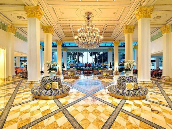 Palazzo Versace Gold Coast Interior View