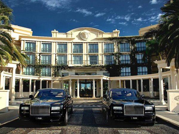 Palazzo Versace Gold Coast Lobby
