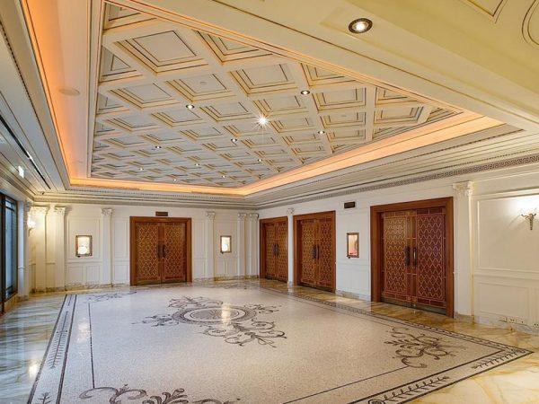 Palazzo Versace Gold Coast Lobby Interior
