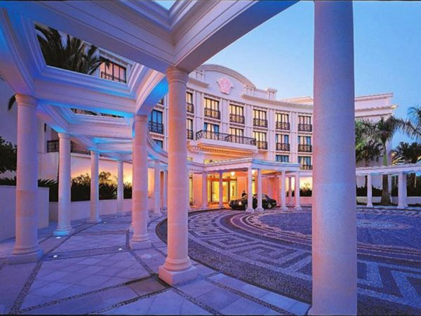 Palazzo Versace Gold Coast Lobby Area