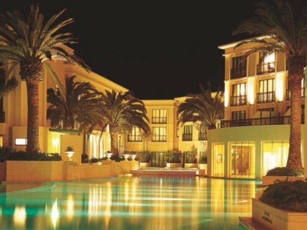 Palazzo Versace Gold Coast Night View