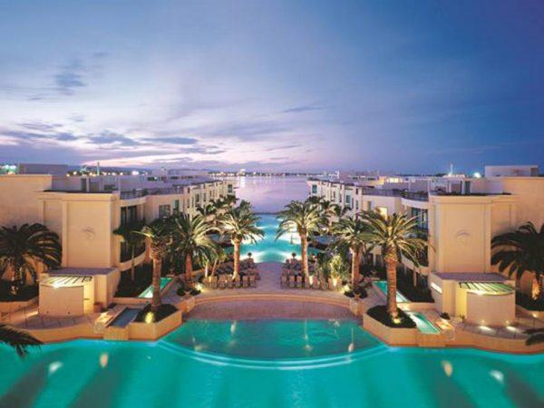 Palazzo Versace Gold Coast Outdoor Pool
