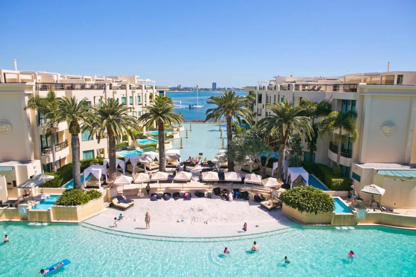 Palazzo Versace Gold Coast Pool