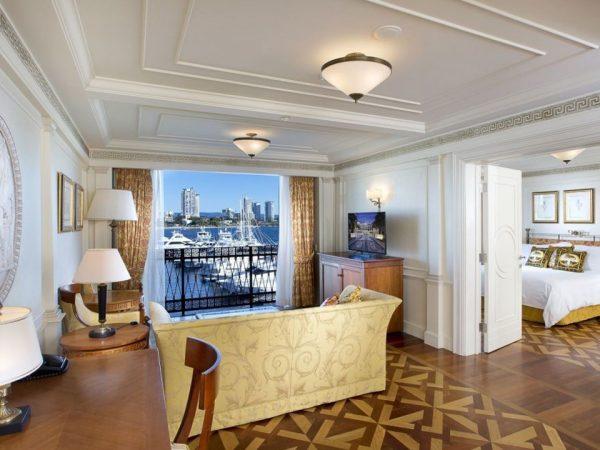 Palazzo Versace Gold Coast Superior Suite