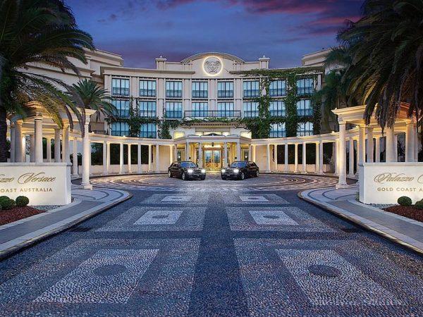 Palazzo Versace Gold Exterior