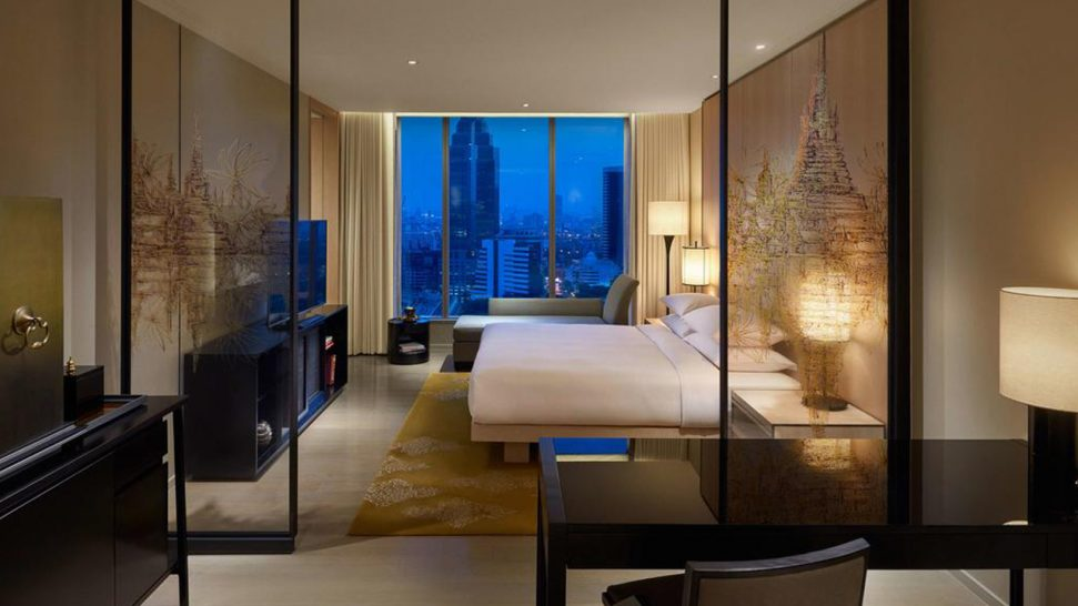 Park Hyatt Bangkok 1 King Bed