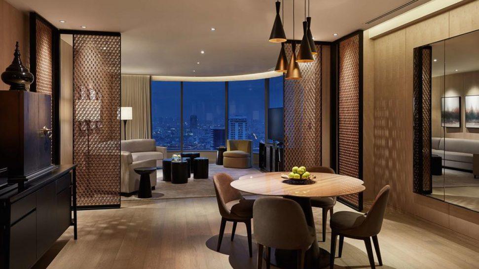 Park Hyatt Bangkok Ambassador Suite