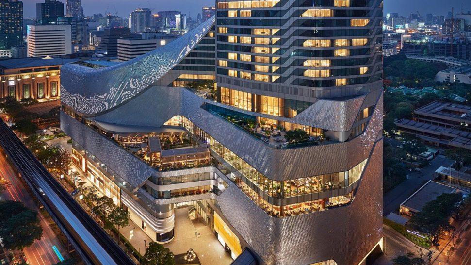 Park Hyatt Bangkok Exterior