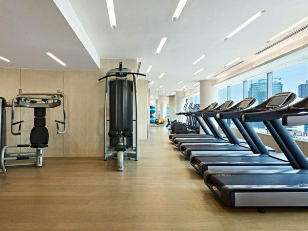 Park Hyatt Bangkok Gym