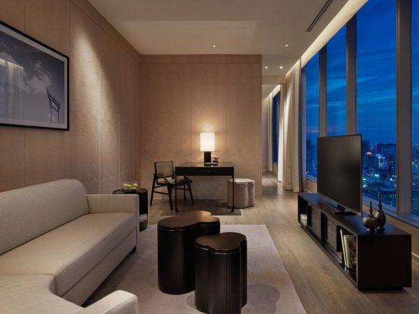Park Hyatt Bangkok Park Deluxe Suite