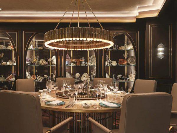 Park Hyatt Bangkok Penthouse Bar + Grill