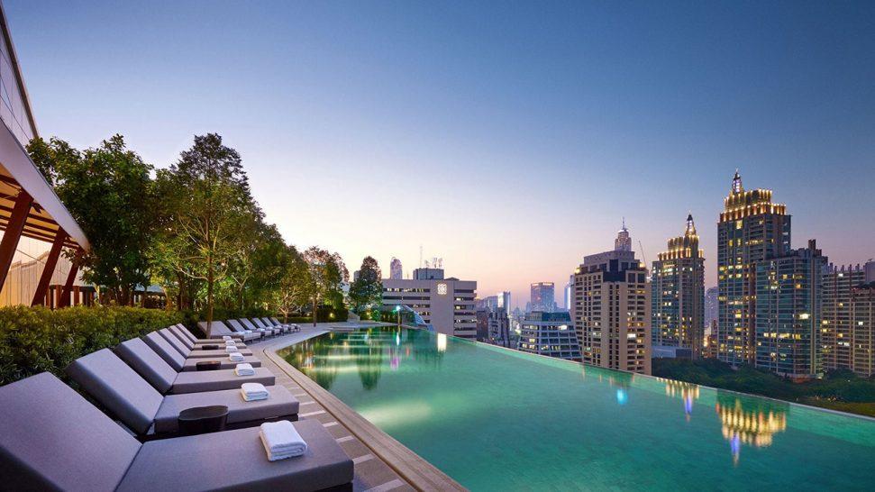 Park Hyatt Bangkok Pool