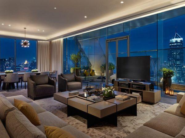 Park Hyatt Bangkok Presidential Suite
