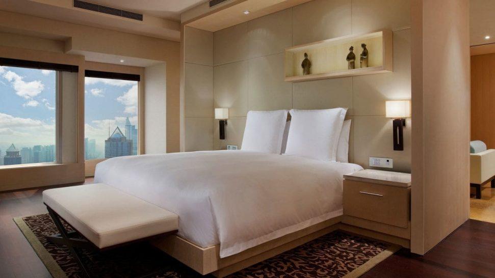 Park Hyatt Beijing Deluxe Suite