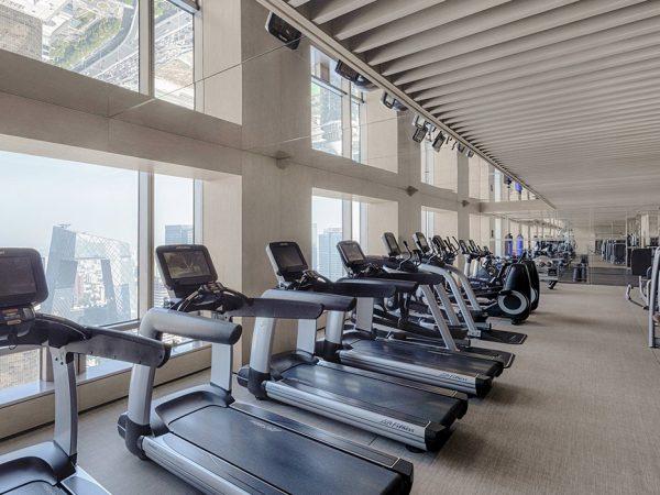 Park Hyatt Beijing Gym