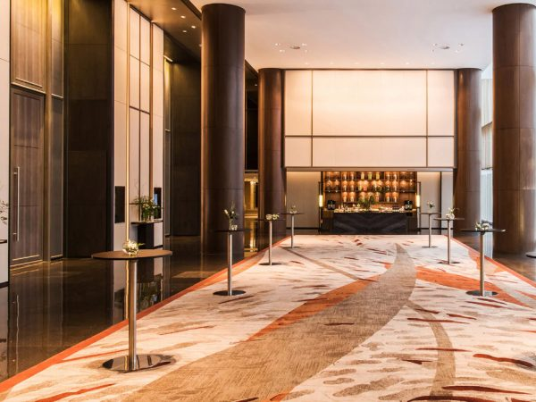Park Hyatt Beijing Lobby